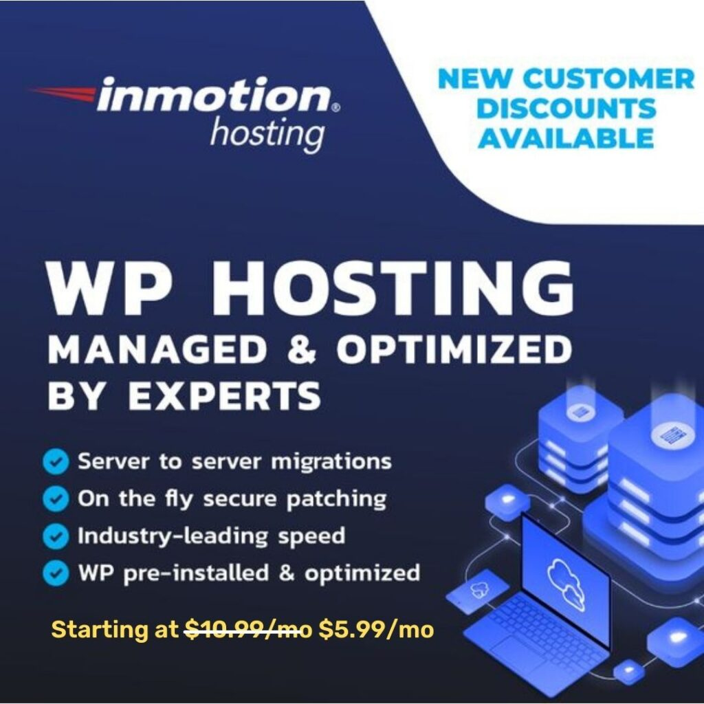 Inmotion-web-hosting-services